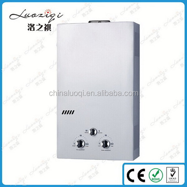 Top quality antique instant tankless gas water heater