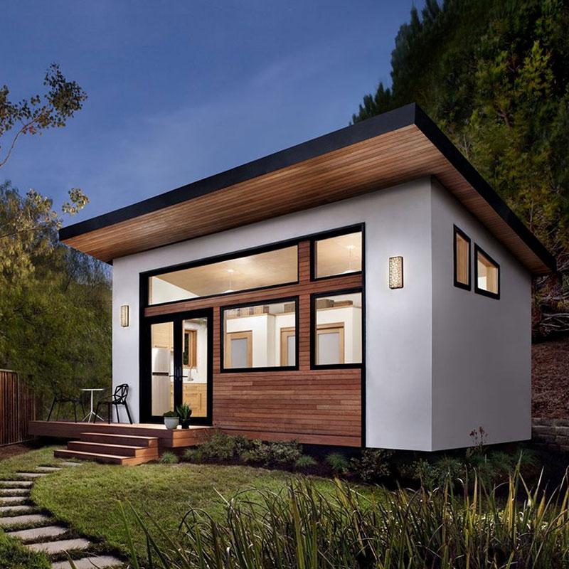 Prefab Modern Luxury Design Tiny House New Zealand Small Modular