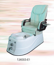 2016 fashion Classics newest style pedicure spa equiqment foot massage chair with MP3