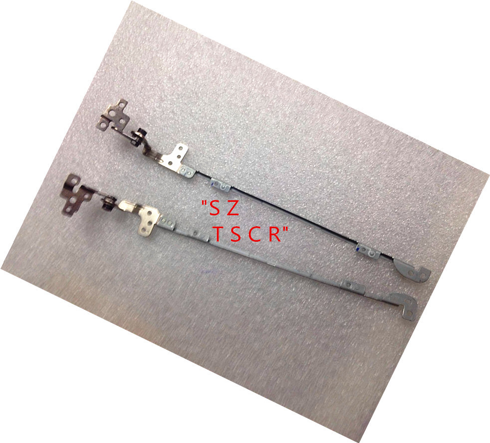 New laptop lcd hinges For acer aspire D255 D255E D260 PAV70 P/N:AM0DM000100 AM0DM000200 Genuine  Free Shipping