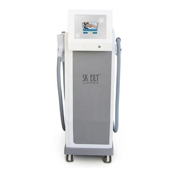 Multifunction hair removal facial skin rejuvenation beauty machine