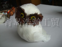 feather christmas decorations owl handmade lowest price