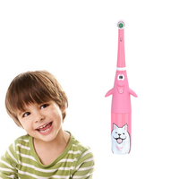 For Travelling and Household Use High Rotating Speed Children Electric Toothbrushes