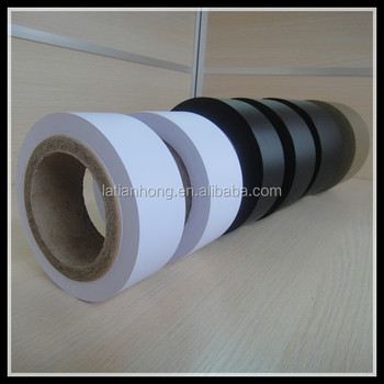 PVC tape insulation for cable and air duct with heat protection