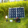 DIY 50W solar home system solar power system /solar energy system off-grid