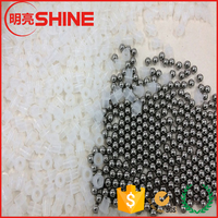 Customized AISI SUS 304 Roller Stainless Steel Ball for Cosmetic Bottles