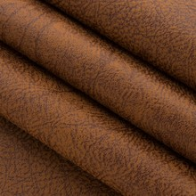 Bronzing Suede Woven Soft Leather Look Colourful In-stock fabric for upholstery and Sofa
