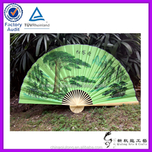 native product large size wall bamboo fan with best price