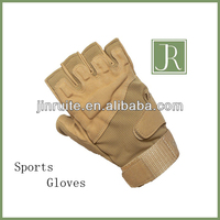 Bycicle Sports Hunting Gloves Half Finger high quality material