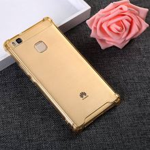 Ultra Thin Transparent Clear TPU Gel Cellphone Case Cover For Huawei Honor 5A, For Huawei Honor 5C Back Case