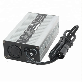 high voltage 48V 25Ah LiFePo4 battery charger for power tool