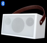 Mini protable 3 2 1Channel Bluetooth Speaker with built-in rechargeable Battery removable Wireless speaker