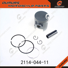 for 55.5MM DT125 125CC high quality motorcycle engine cylinder piston kit spare parts