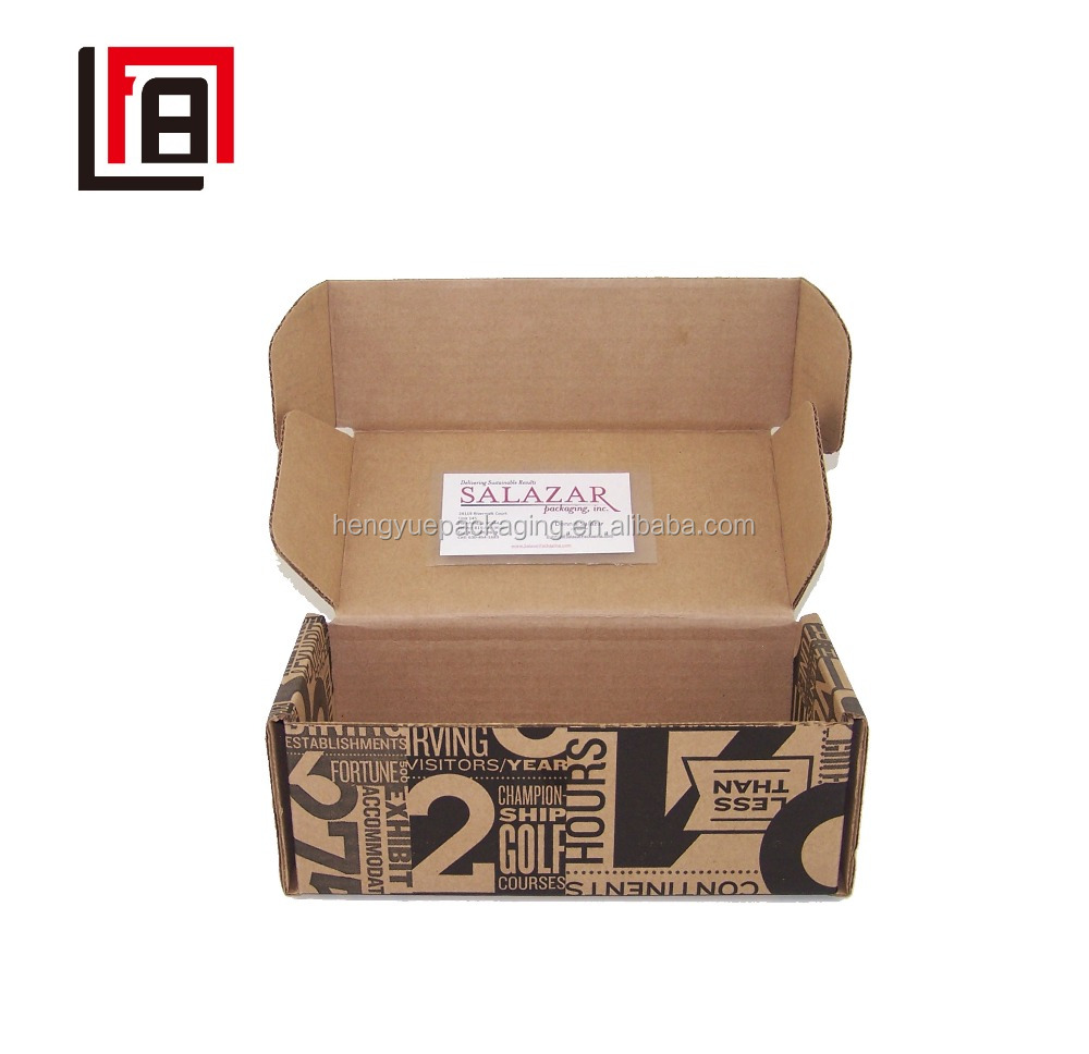 Small Size Mailer Box Paper Packaging Gift Boxes for Business Cards