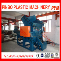 PE Film Waste Recycling Plastic Crusher