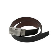 New selling special design light men pu leather narrow belt