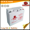 High capacity long life 12v 20ah mini solar battery Manufacturers