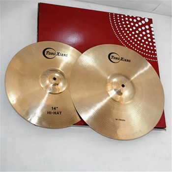 Tongxiang cymbals handmade B20 classic cymbals for sale
