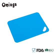 FDA and LFGB certified colorful plastic cutting board