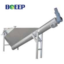 Low Running Cost wastewater treatment separator sand filter machine