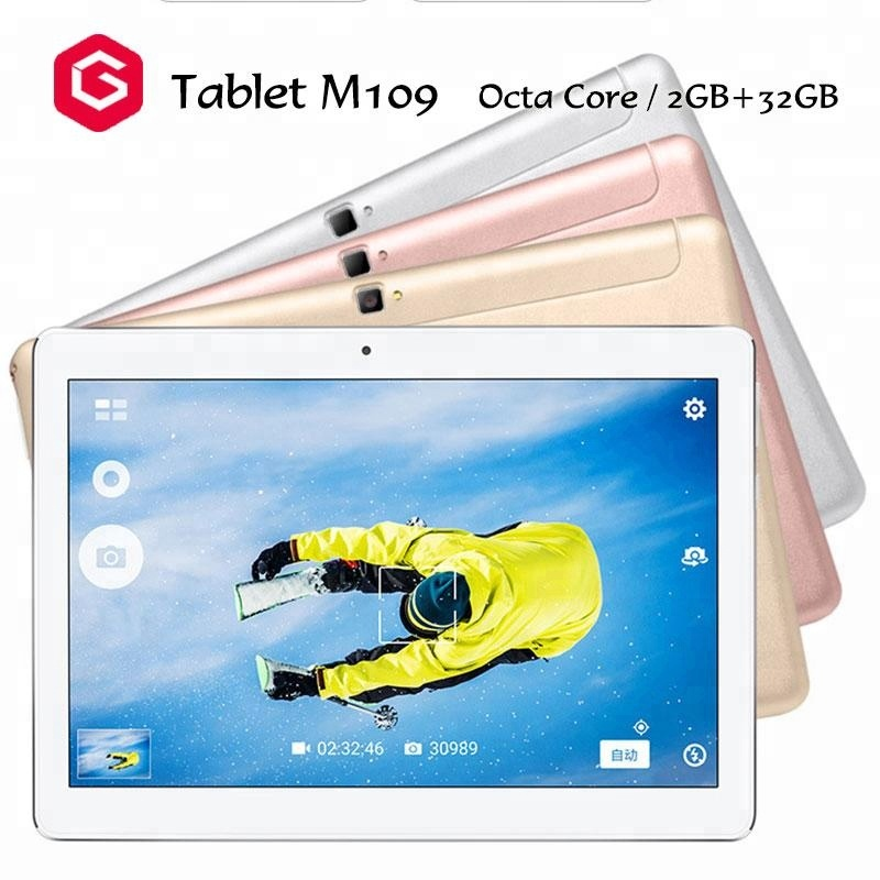 IPS 1920*1200 10.1'' screen Smart tablet 4G call 10 inch android 6.0 tablet pc factory price online shopping