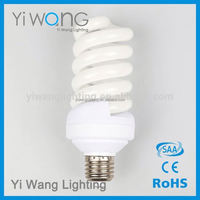 26W Half Spiral Lights .Power Saver.E27.B22 Energy-Energy Saving Lamp