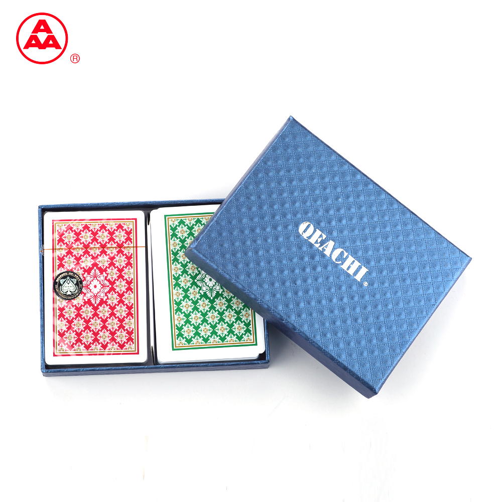 AAA Club Quality Paper Retail custom poker cards