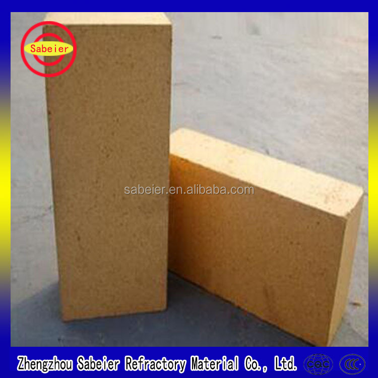 Refractory high alumina bricks for lime kilns