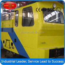 Underground Mining Diesel Electric Locomotive with Safe braking control system