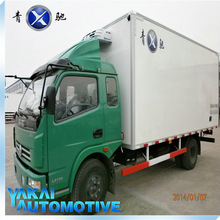 1.5tons small refrigerated trucks/refrigerator freezer cargo van