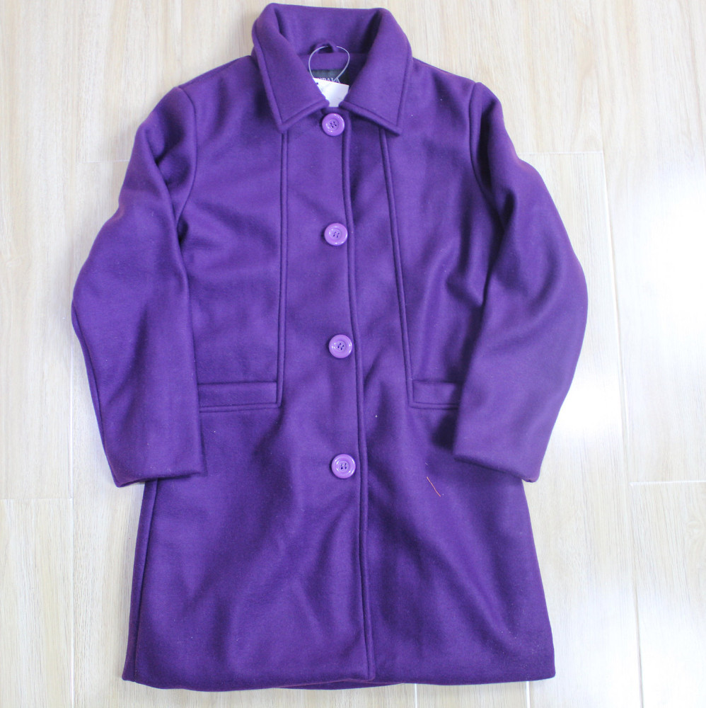 Famous Brand Children Clothes New Design Girls Coat