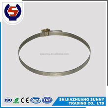 Chinese Corrugated Pipe Spring Hose Clamp