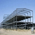H Steel Frame Building Equipment Steel Structure for Machinery Workshop, Warehouse