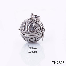 New items in china market fashion pendant jewelry,wholesale metal silver plated pendant to put ash