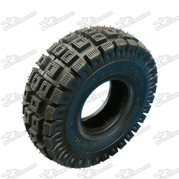 Mini ATV Quad Bike High Off Road Knobby Tyre 4 Inch