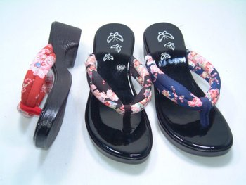japanese ladies clogs sandal 5206
