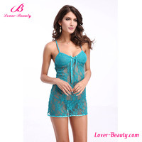 Hot Sale Mature Unique Sexy Girl Babydoll Nighties Lingerie