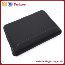 Alibaba China High quality pu leather folio zipper bag flip cover case for tablet ipad