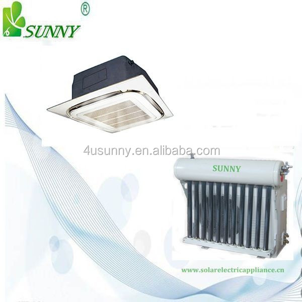 4-Way CassetteType Solar Air Conditioner ,Ceiling Solar Powere AC TKFR-72QW