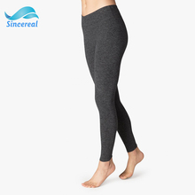 High Quality Wholesale 88 Polyester 12 Spandex Shiny Tights Woman Leggings Fitness Pics