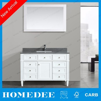 Homedee american style wholesale 18 inch deep bathroom vanity