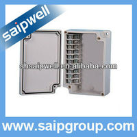 IP66 Clear Cover ABS Electrical Box