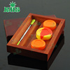 E Cig Silicone Wax Box Containers Silicone Jars Container Silicone Contianer With Titanium Dabber Tool Kit