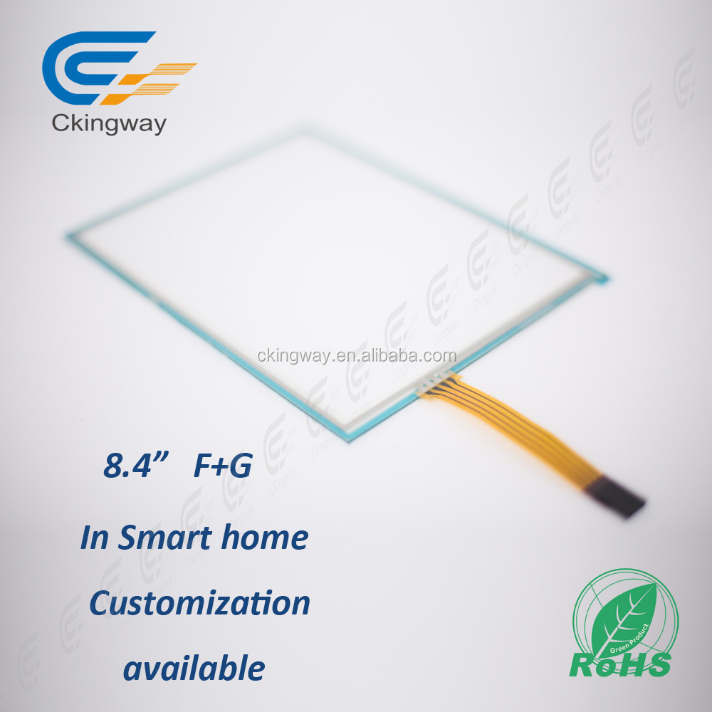 8.4 inch Resistive Multi LCD Touch Panel/Flexible LCD Touch Screen with USB Controller