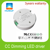 30w round shape driver 700ma 900ma 1200ma panel led driver