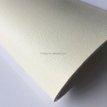 PVC artificial yangbuck/nubuck leather for shoes and bags