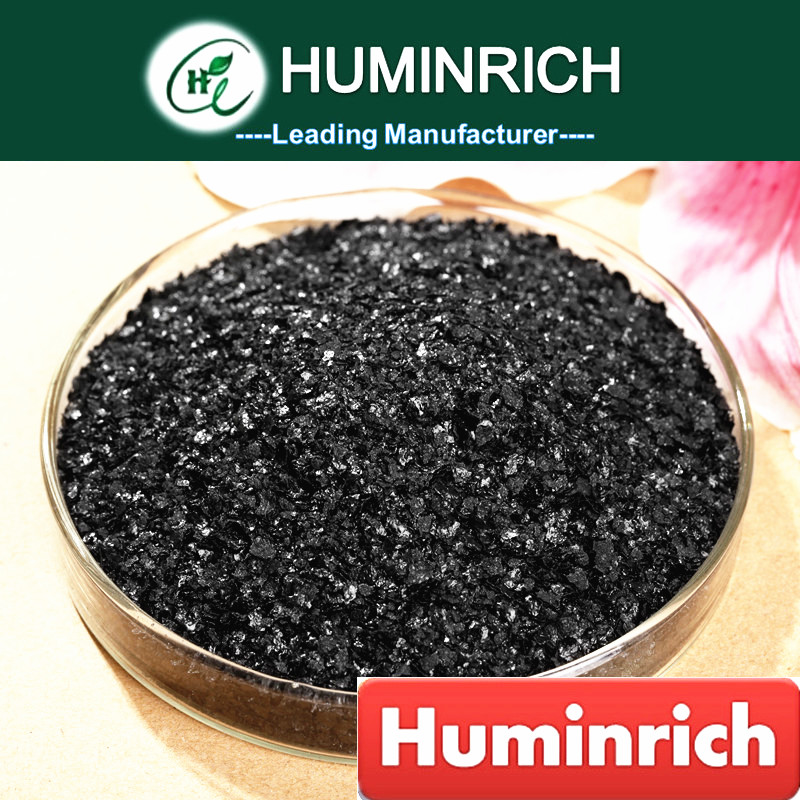 Huminrich Integrated Fertilizer For Tomatoes Soluble Humic Or Potassium Humane For Foliar At Rice