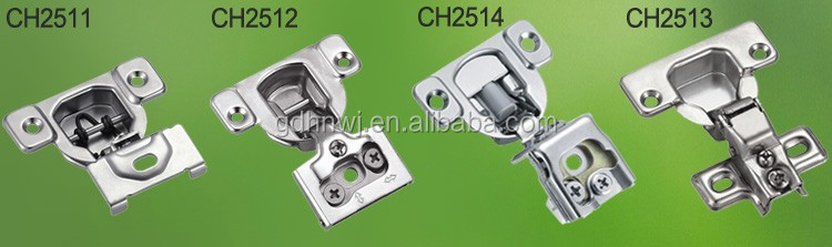 Cabinet door special American short arm hinges