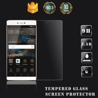 whole transparency ultrathin anti-static washable tempered glass screen protector for Huawei P8 MAX