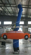 Hot sale good quality advertisement inflatable air dancer for car